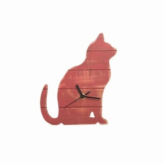 Good Cat Clock