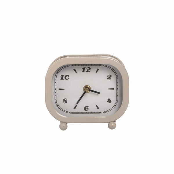 Footed Table Clock
