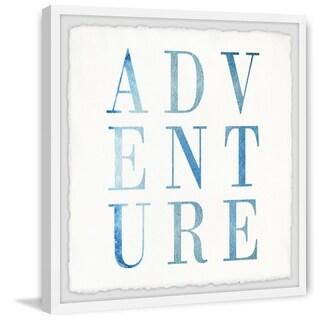 Marmont Hill - Handmade Adventure II Framed Print