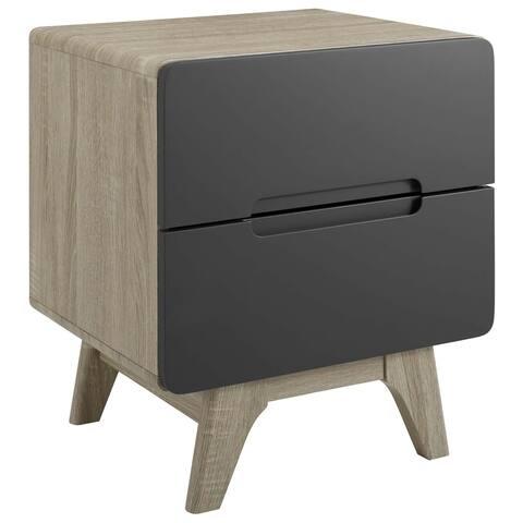 Origin Wood Nightstand or End Table