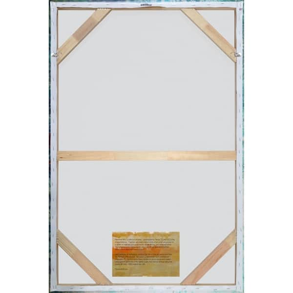 Marmont Hill Handmade Ready For Vacation Print On Wrapped Canvas Overstock 25979353