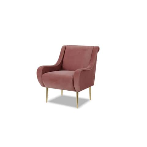 Silver Orchid Bech Accent Chair