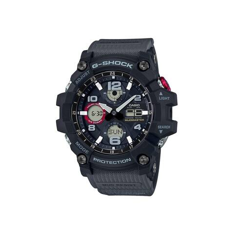 Casio GSG100-1A8 G-Shock Black Dial Watch