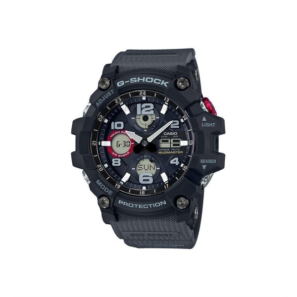 Casio GSG100-1A8 G-Shock Black Dial Watch. Opens flyout.