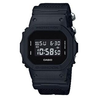 Casio DW5600BBN-1 G-Shock Black Dial Watch