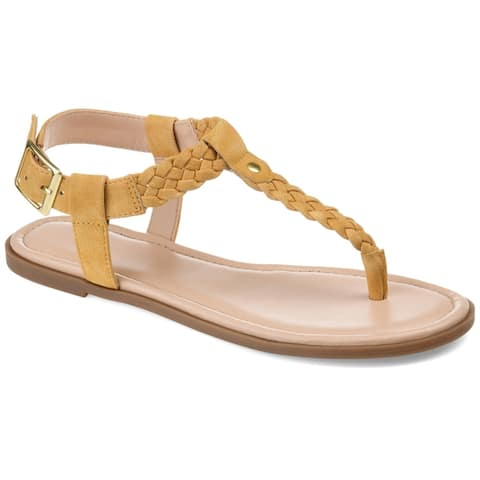 0b9cce6cb35 Buy Yellow Women's Sandals Online at Overstock | Our Best Women's ...