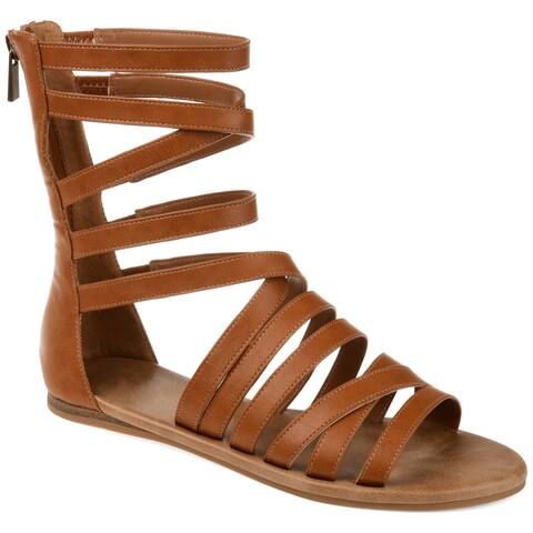 Journee Collection Women's Donna Sandal