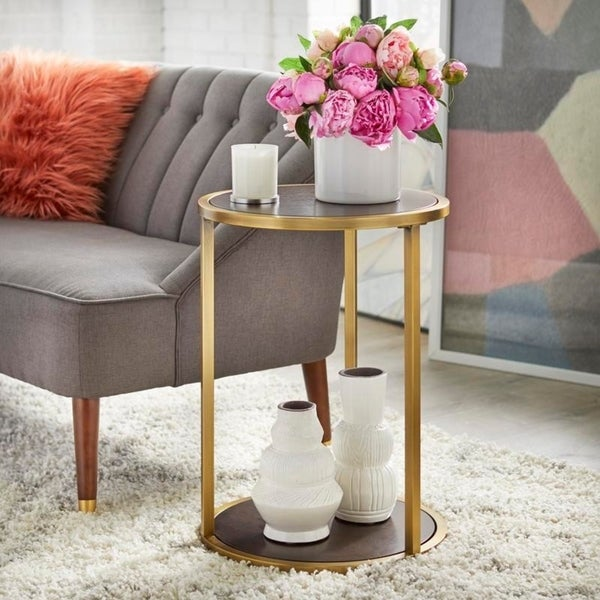 angelo:HOME Mae Side Table. Opens flyout.