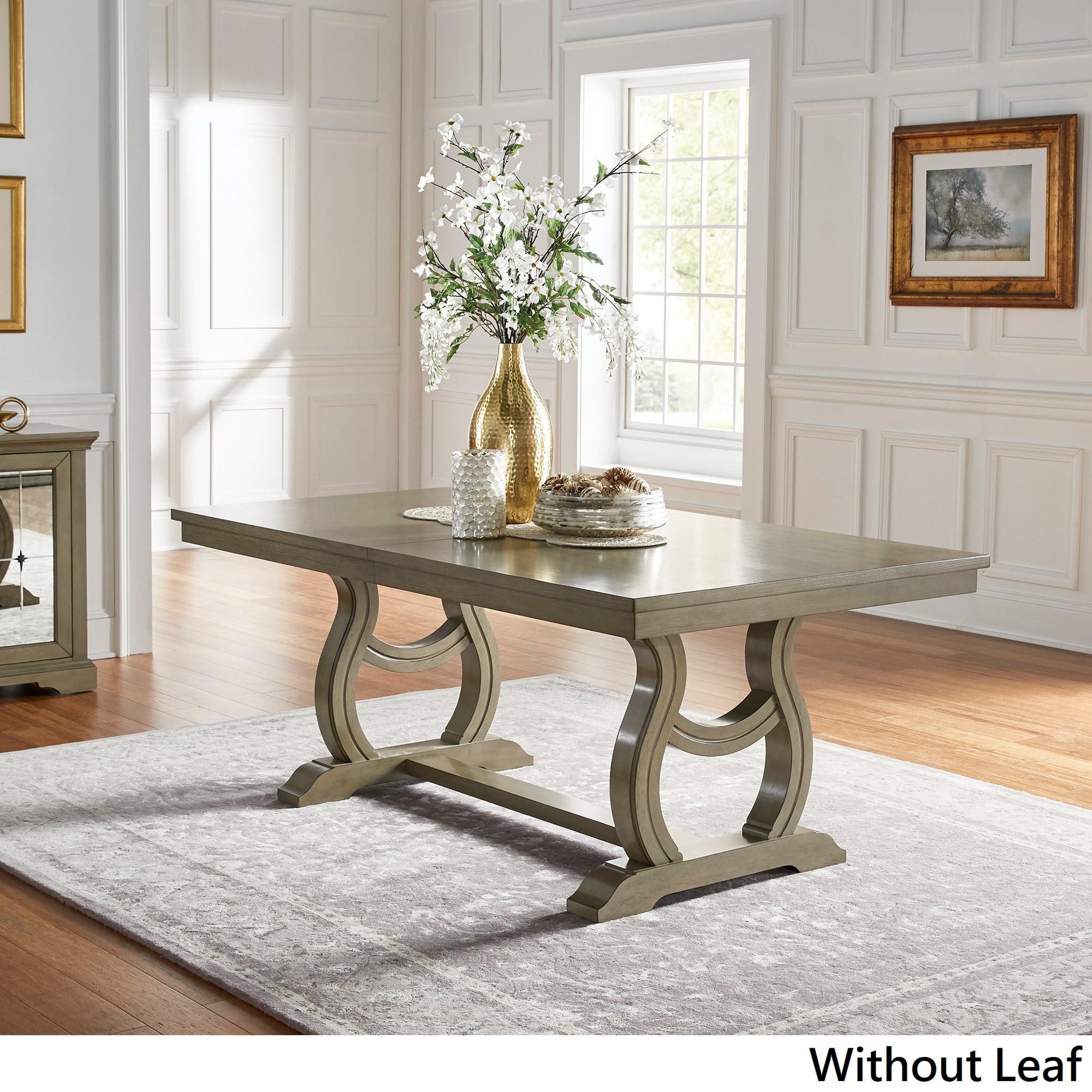 Maizy Trestle Base Dining Table