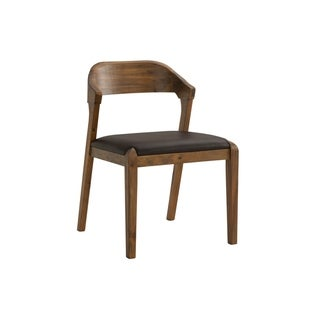 Rasmus Mid Century Wood Dining Chair