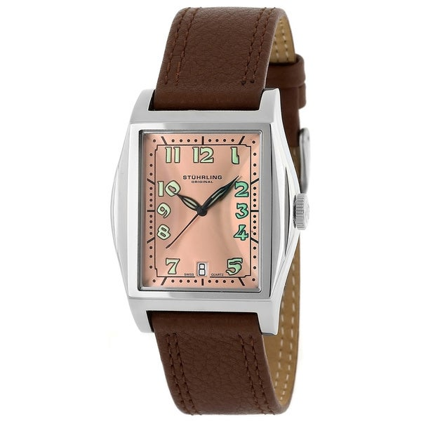 Stuhrling Original Unisex Basilica Cathedral Style Watch