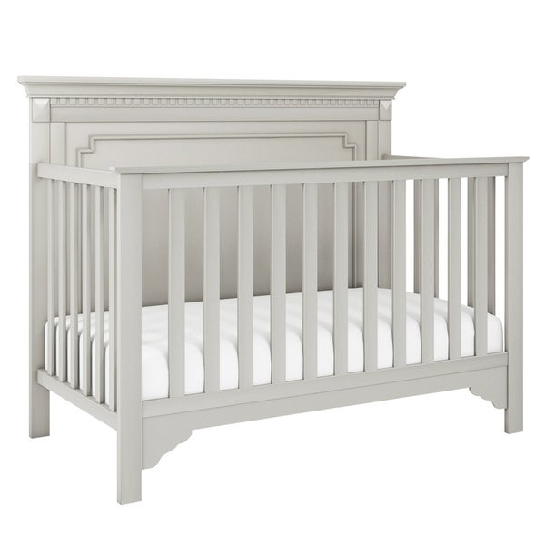 Shop Baby Relax Edgemont 5-in-1 Convertible Crib - Gray ...