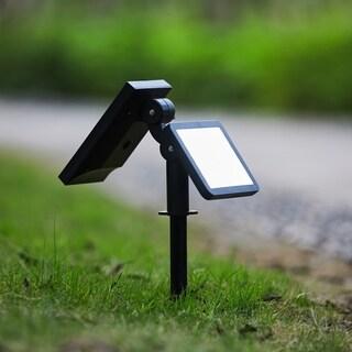 LED Adjustable 200LM Solar Panel Light