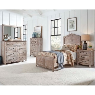 Chatworth Complete Twin Panel Bed