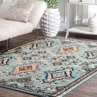 The Curated Nomad Taraval Ornamental Area Rug