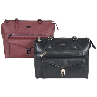 Aimee Kestenberg 'Isla' Saffiano Faux Leather 15in Laptop & Tablet Anti-Theft RFID Business Tote