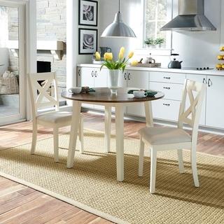 The Gray Barn Hillside 3-piece Drop Leaf Table Set