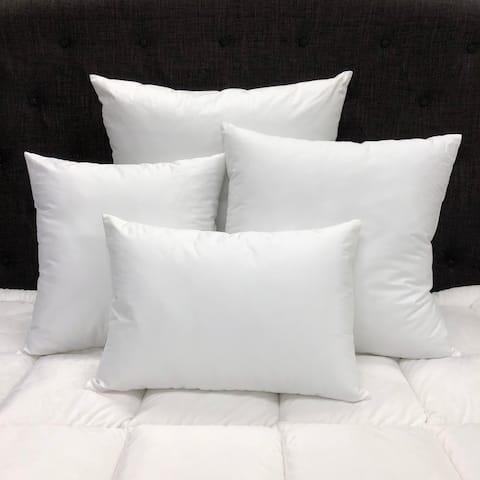 Cozy Classics Cotton Decorative Pillow Insert