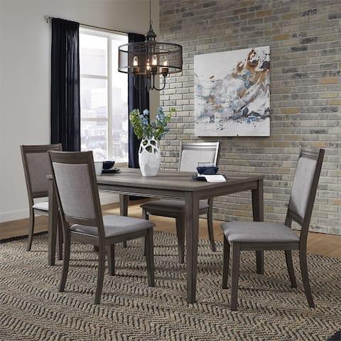 Copper Grove Drancy Optional 5-piece Rectangular Table Set