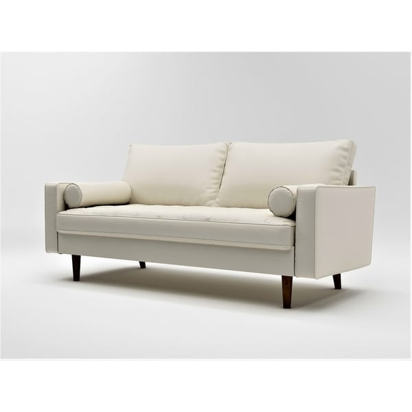 buy white modern contemporary sofas couches online at overstock rh overstock com
