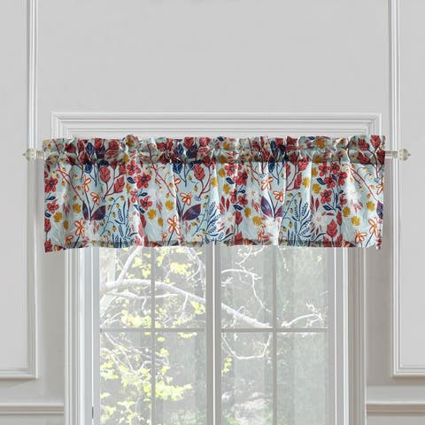 Barefoot Bungalow Perry Window Valance