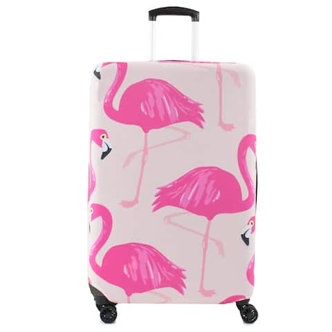 "AGT 28-30"" Print Spinner Luggage Cover"