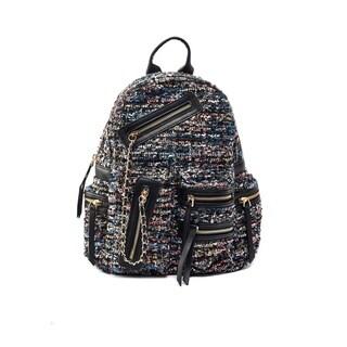 Like Dreams Ruby Multi Pocket Backpack