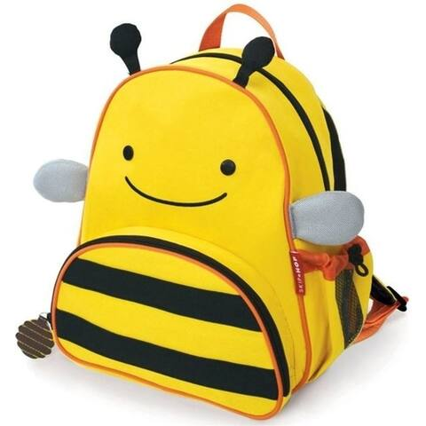 Skip Hop Zoo Pack Little Kid Backpack - Bee