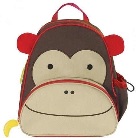 Skip Hop Zoo Pack Little Kid Backpack - Monkey