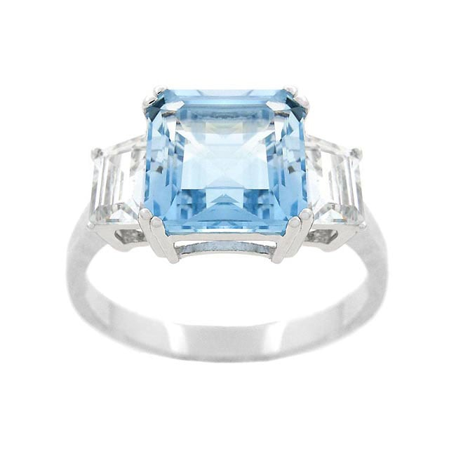 in blue rings diamond topaz ct gold white jewelry and natural sky ring