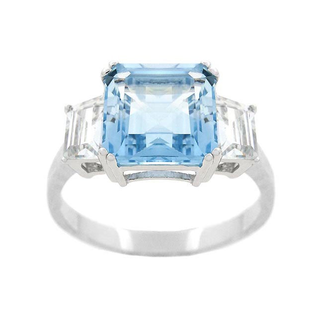 rains gemstone tacori rings quartz blue london topaz island neolite stone layered cluster sky clear ring turquoise multi