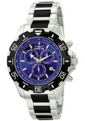 Invicta Men's Invicta II Blue Dial Chronograph Watch