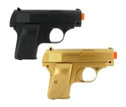 Double Eagle Twin P328 Spring Pocket Airsoft Guns - Thumbnail 2