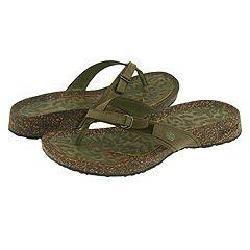 Teva Ventura Thong Moss Sandals Overstock 4460186