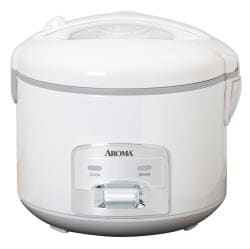 Aroma 8-cup Rice Cooker and Food Steamer - Thumbnail 2