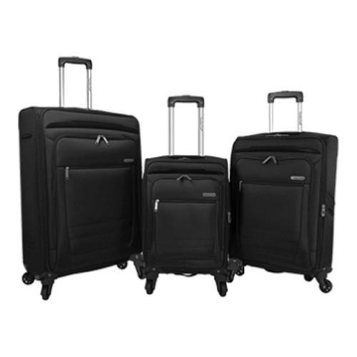 3f9fb029a Shop Travelers Club Voyager II 3 Piece Top Durable Expandable Spinner Luggage  Set - Free Shipping Today - Overstock - 22165351