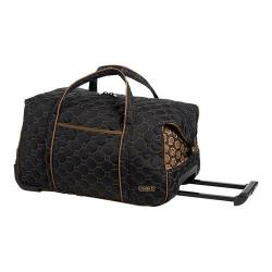 Women's cinda b Carry-On Rolly Mod Tortoise