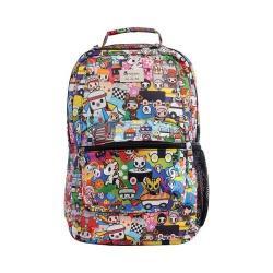 Ju-Ju-Be Be Packed Backpack Diaper Bag Sushi Cars