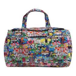 Ju-Ju-Be SuperStar Travel Duffel Bag Sushi Cars