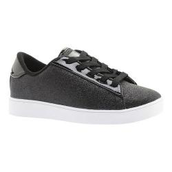 Girls' Nine West Kids Darcies Sneaker Black Glitter