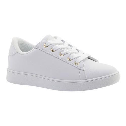 Nine Girls' Darcies White West Kids Sneaker MVqjLpGSUz