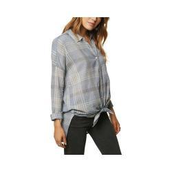 Women's O'Neill Arlow Plaid Shirt Multi Colored