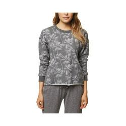 Women's O'Neill Awaken Palm Pullover Charcoal Heather