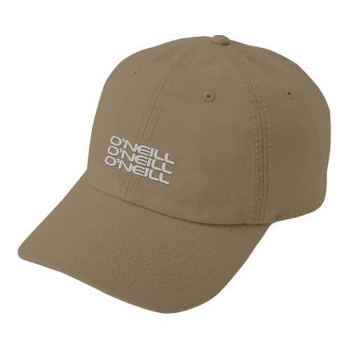 Shop Men s O Neill Dume Dad Baseball Cap Light Khaki - Free Shipping On  Orders Over  45 - Overstock.com - 22206211 e60f2f597e9d