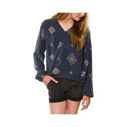 Girls' O'Neill Dolly Blouse Ombre Blue