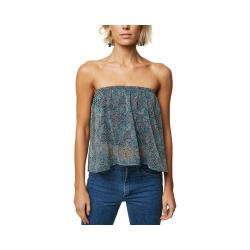 Women's O'Neill Heiress Tube Top Multi Colored