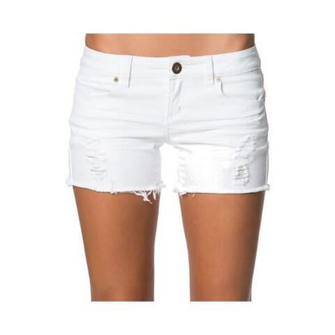 Women's O'Neill Scout White Short White