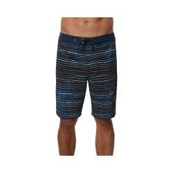 Men's O'Neill Scallopfreak Boardshort Red White Blue