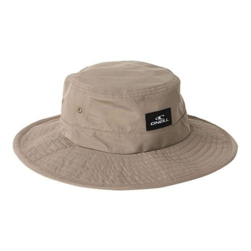 918ff543cf6 Shop Men s O Neill Wetlands Bucket Hat Khaki - On Sale - Free ...
