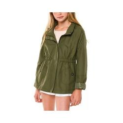 Girls' O'Neill Windy Jacket Dusty Olive